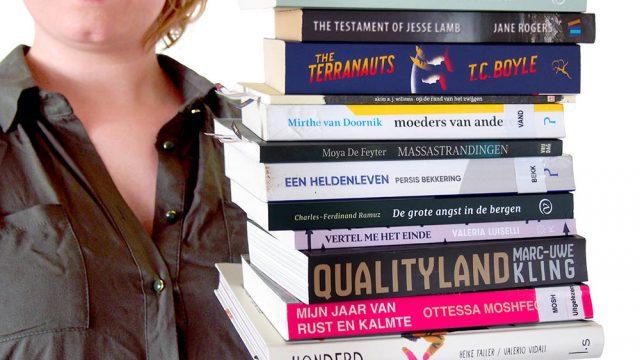 Mei: Ik las 13 boeken en ontmoette Ottessa Moshfegh
