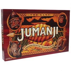 Ik durfde Jumanji te spelen!