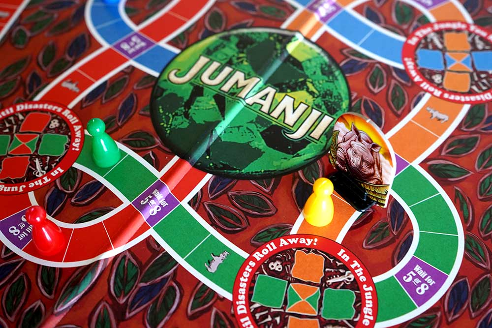 Bordspel: Jumanji