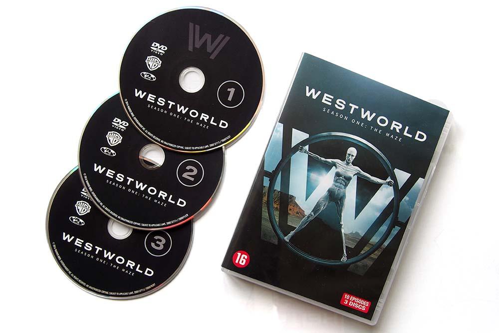 Westworld seizoen 1