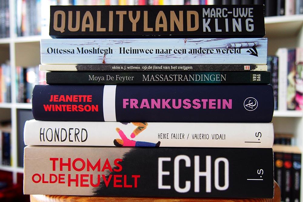nieuwe boeken mei 2019