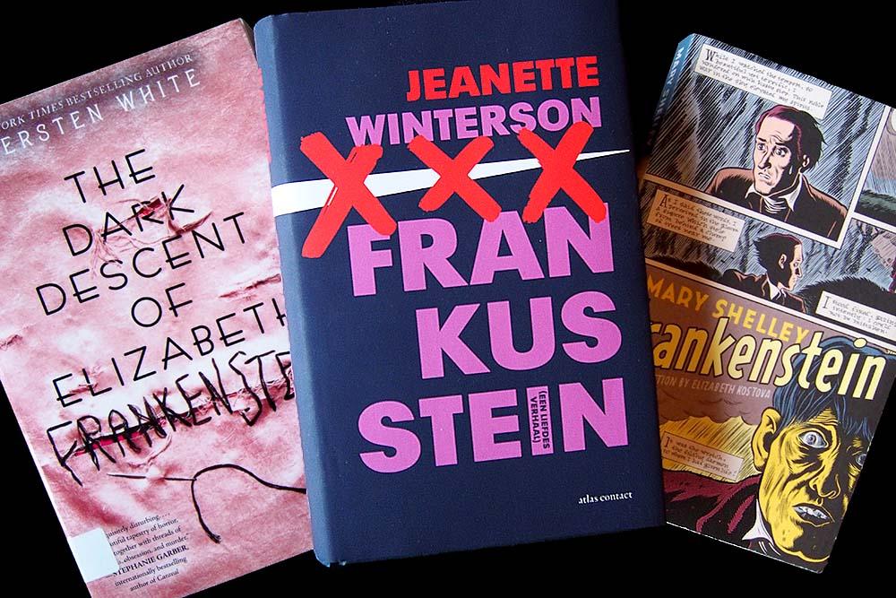 Frankusstein - Jeanette Winterson