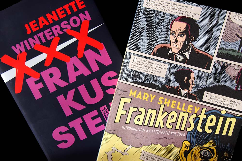 Frankusstein: wetenschappelijk onderzoek naar de maakbare mens