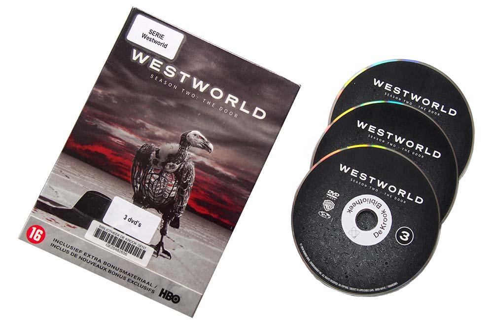 Westworld seizoen 2: een buitenproportionele mindfuck