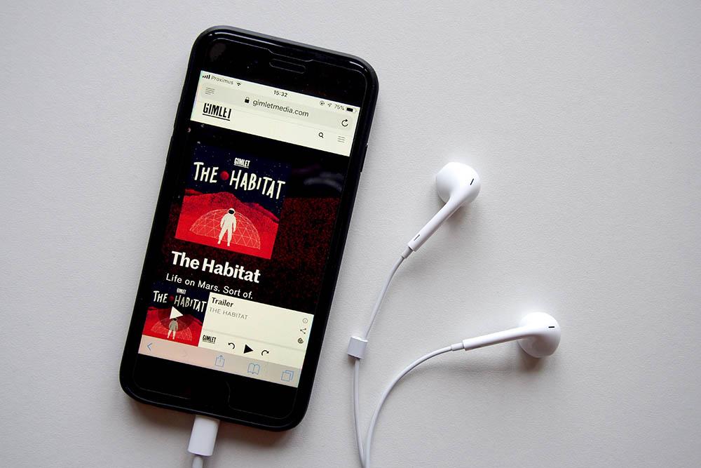 Podcast: The Habitat