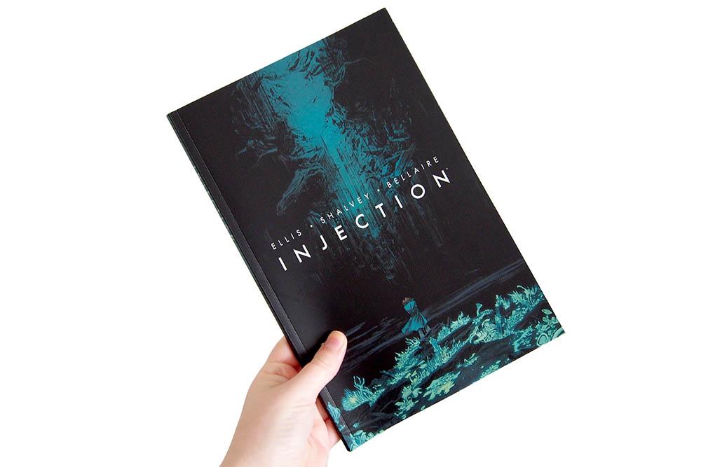 Injection - Warren Ellis