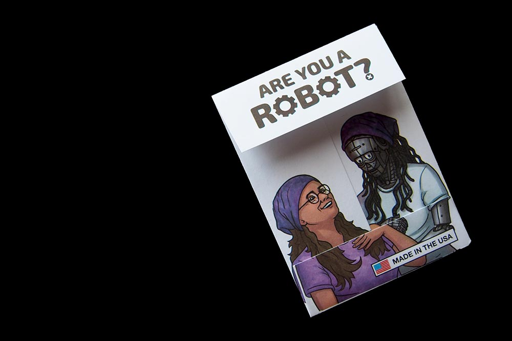 spel: Are you a robot?
