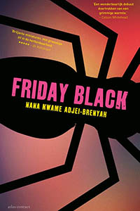 Friday Black: racisme en geweld in surrealistische verhalenbundel