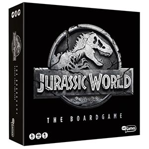 Jurassic World: The Boardgame: bouw je eigen dinopark