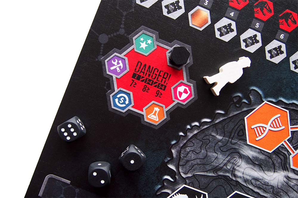 Jurassic World: The Boardgame