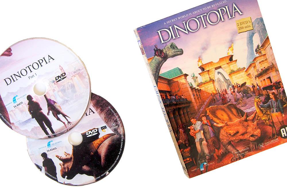 Dinotopia: waar mens en dino in harmonie leven