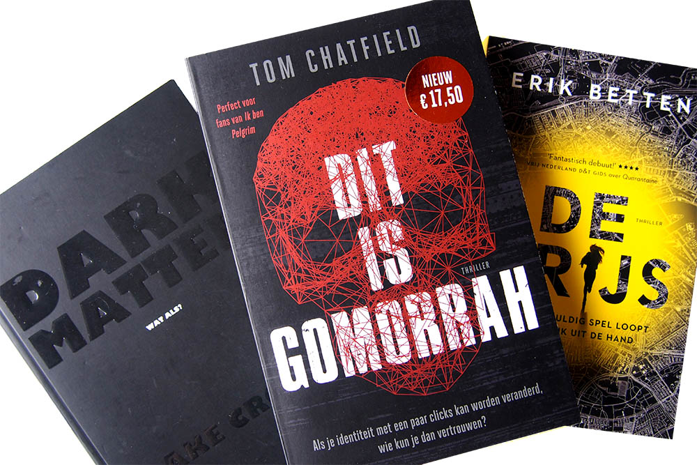 Dit is Gomorrah - Tom Chatfield
