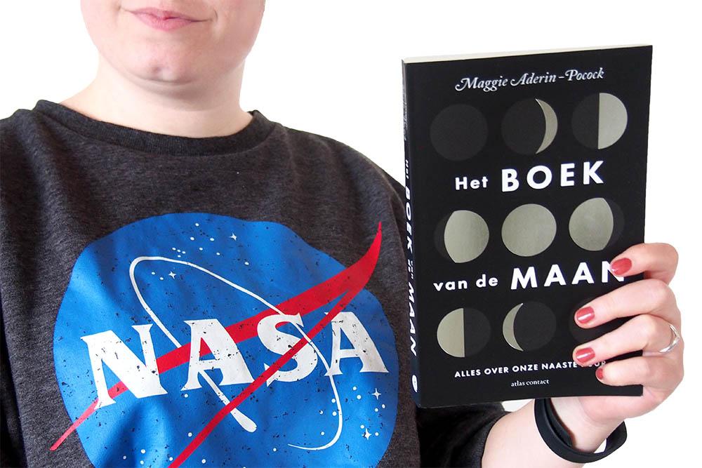 Het boek van de maan - Maggie Aderin-Pocock
