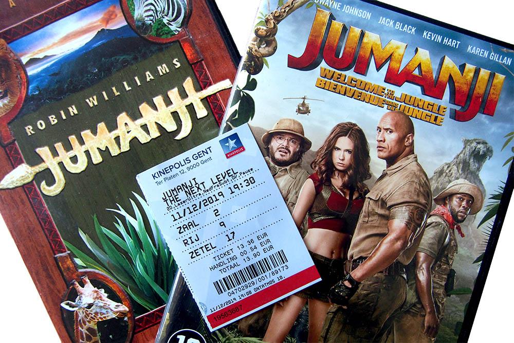 Jumanji: The Next Level: de regels van de game zijn veranderd
