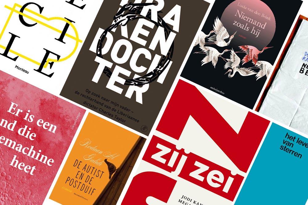 Januari: in de langste maand las ik 14 boeken