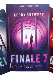 Finale 7 - Kerry Drewery