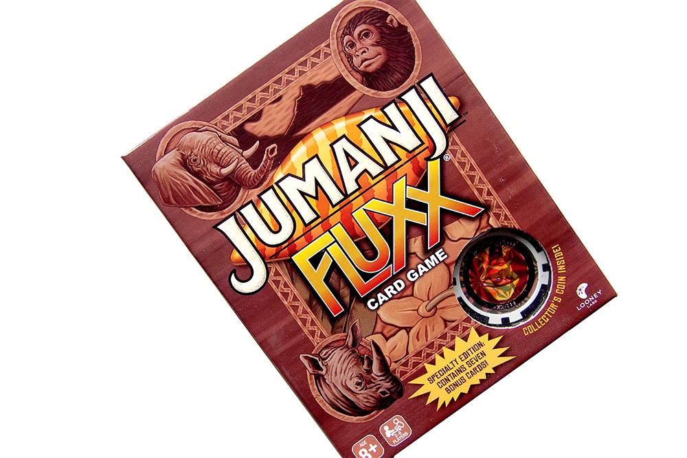 Bordspel: Jumanji fluxx