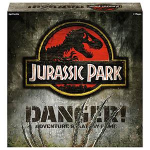 Jurassic Park: Danger! Een strijd tussen mens en dino