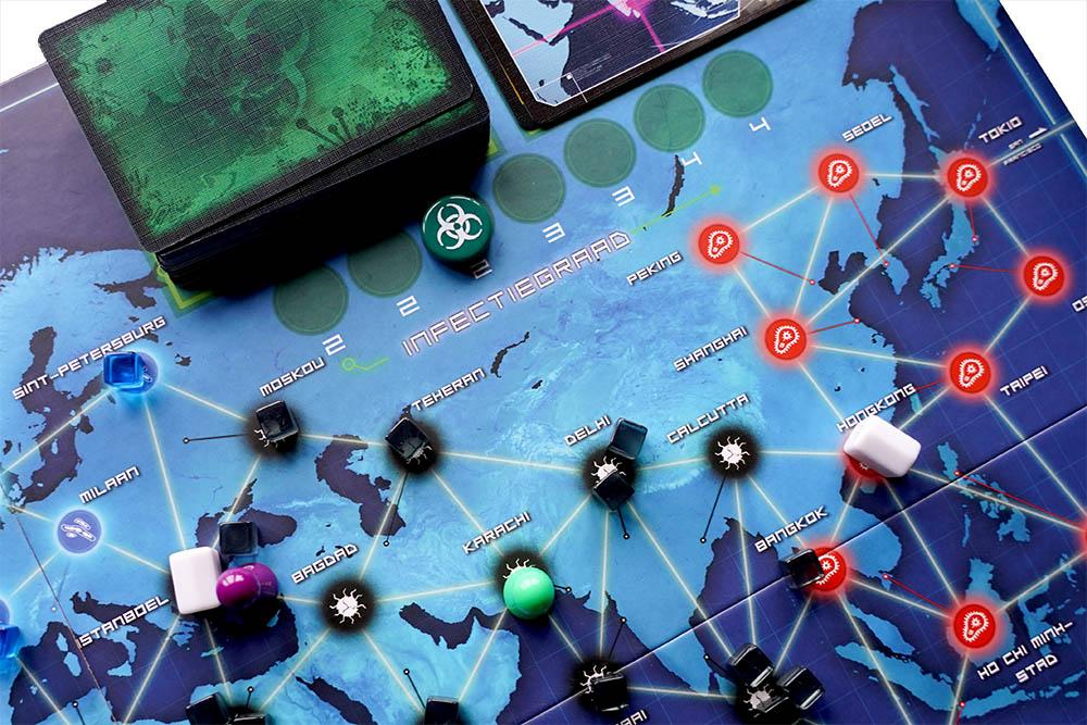 Bordspel: Pandemic