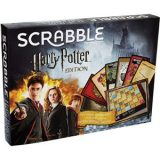Bordspel: Scrabble: Harry Potter Edition
