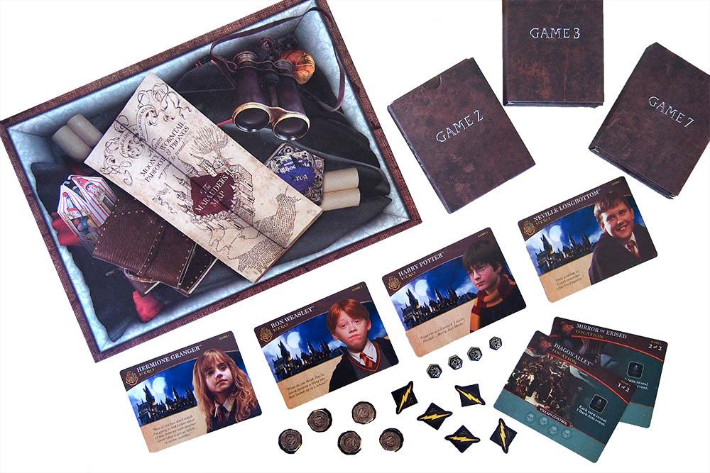 Bordspel: Hogwarts Battle