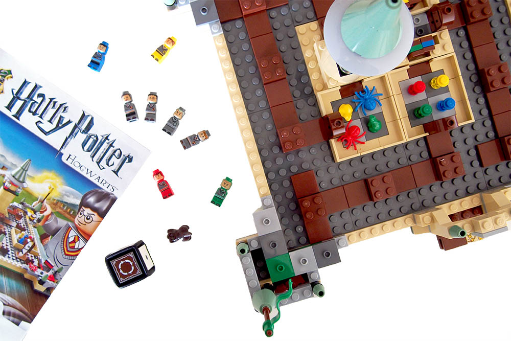Bordspel: Lego: Harry Potter Hogwarts