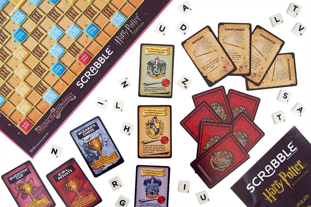 Scrabble: Harry Potter Edition