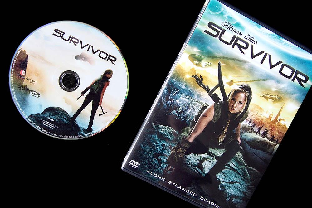 Survivor: overleven op een onbekende planeet